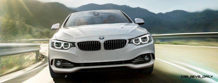 2014 BMW 428i and 435i Make Beautiful, Practical Convertibles 2