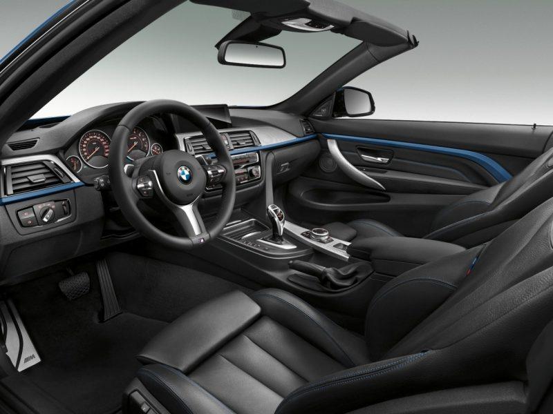 2014 BMW 428i and 435i Make Beautiful, Practical Convertibles 20