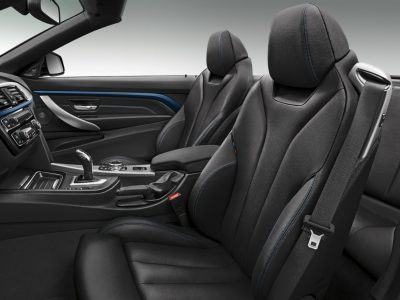 2014 BMW 428i and 435i Make Beautiful, Practical Convertibles 21