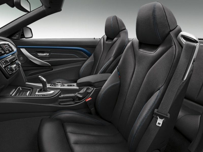 2014 BMW 428i and 435i Make Beautiful, Practical Convertibles 21