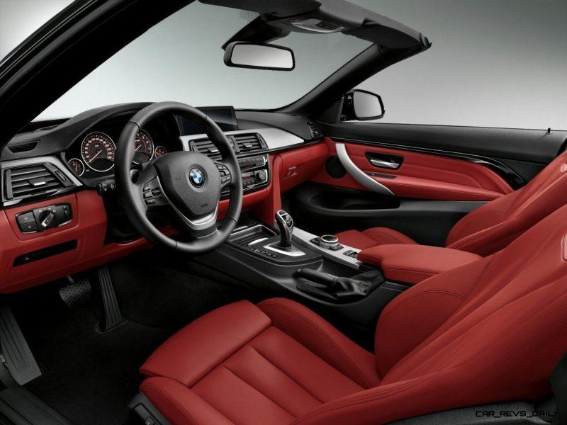 2014 BMW 428i and 435i Make Beautiful, Practical Convertibles 23
