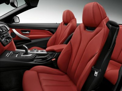 2014 BMW 428i and 435i Make Beautiful, Practical Convertibles 25