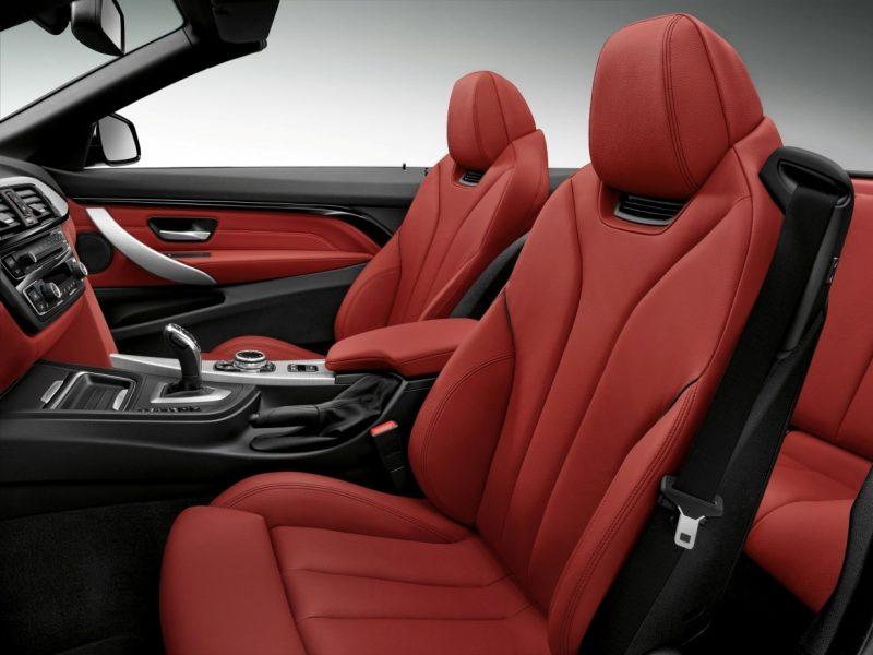 2014 BMW 428i and 435i Make Beautiful, Practical Convertibles 25
