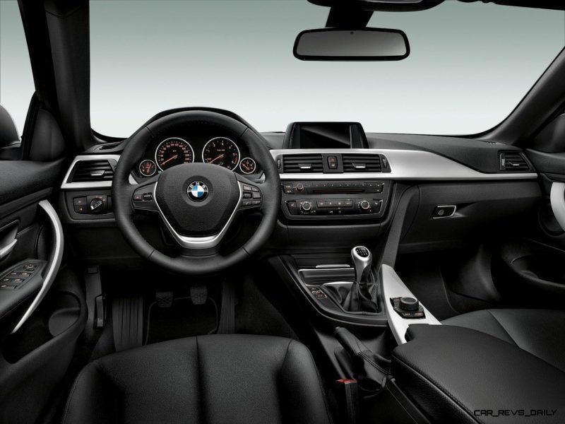 2014 BMW 428i and 435i Make Beautiful, Practical Convertibles 26