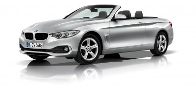 2014 BMW 428i and 435i Make Beautiful, Practical Convertibles 34