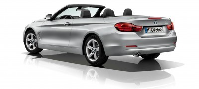 2014 BMW 428i and 435i Make Beautiful, Practical Convertibles 35