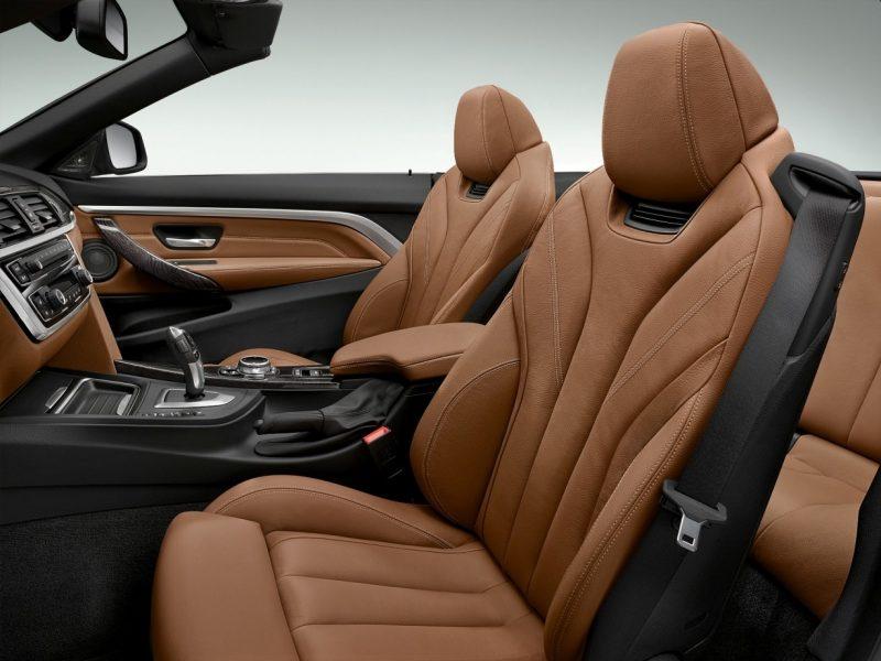 2014 BMW 428i and 435i Make Beautiful, Practical Convertibles 43
