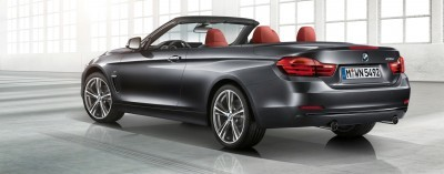2014 BMW 428i and 435i Make Beautiful, Practical Convertibles 45