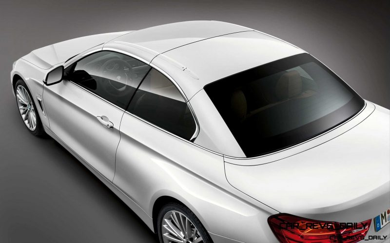 2014 BMW 428i and 435i Make Beautiful, Practical Convertibles 46