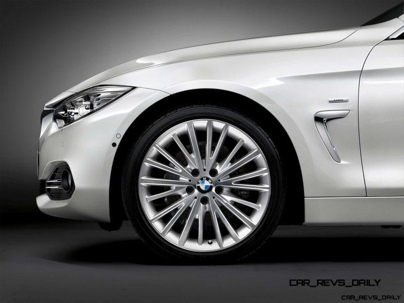 2014 BMW 428i and 435i Make Beautiful, Practical Convertibles 51