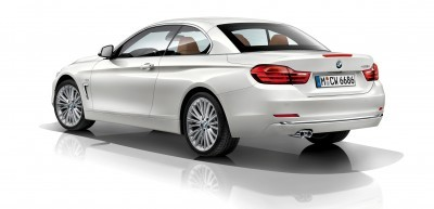 2014 BMW 428i and 435i Make Beautiful, Practical Convertibles 57