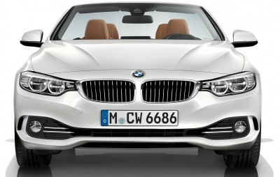 2014 BMW 428i and 435i Make Beautiful, Practical Convertibles 58