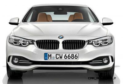 2014 BMW 428i and 435i Make Beautiful, Practical Convertibles 59