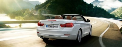 2014 BMW 428i and 435i Make Beautiful, Practical Convertibles 6