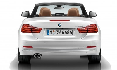 2014 BMW 428i and 435i Make Beautiful, Practical Convertibles 60
