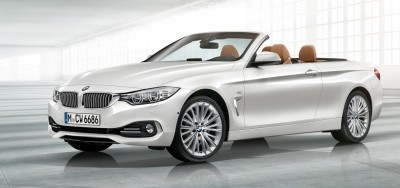 2014 BMW 428i and 435i Make Beautiful, Practical Convertibles 67