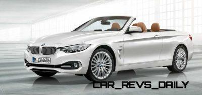 2014 BMW 428i and 435i Make Beautiful, Practical Convertibles 67