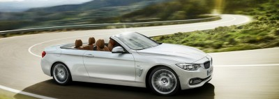 2014 BMW 428i and 435i Make Beautiful, Practical Convertibles 7