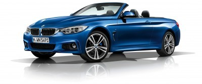2014 BMW 428i and 435i Make Beautiful, Practical Convertibles 8