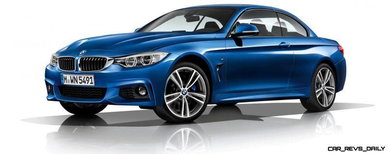2014 BMW 428i and 435i Make Beautiful, Practical Convertibles 9