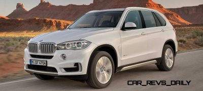 2014 BMW X5 - Before and After M Performance Upgrades 1