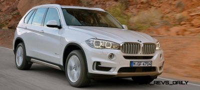 2014 BMW X5 - Before and After M Performance Upgrades 10