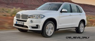 2014 BMW X5 - Before and After M Performance Upgrades 2