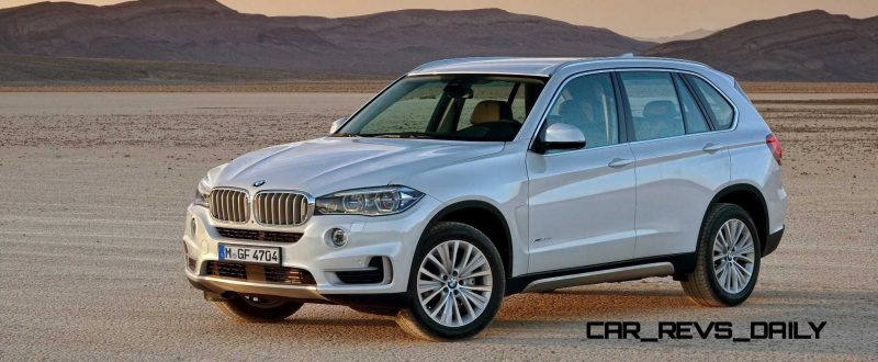 2014 BMW X5 - Before and After M Performance Upgrades 20