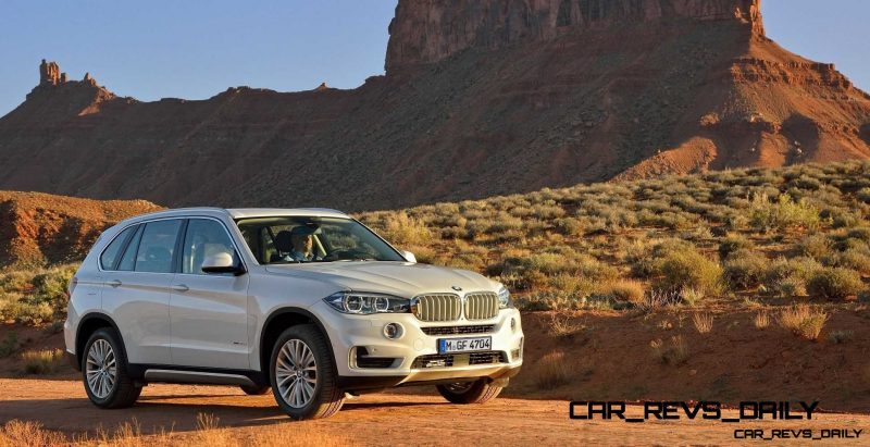 2014 BMW X5 - Before and After M Performance Upgrades 24