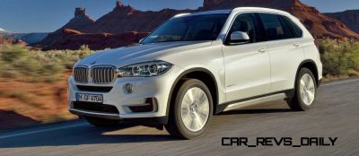 2014 BMW X5 - Before and After M Performance Upgrades 3