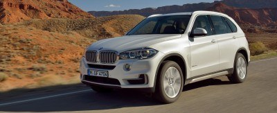 2014 BMW X5 - Before and After M Performance Upgrades 4