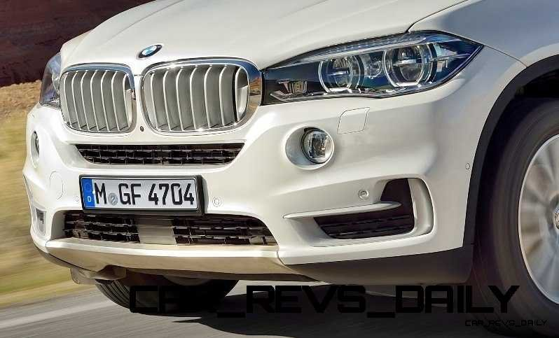2014 BMW X5 - Before and After M Performance Upgrades 5