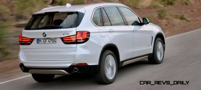 2014 BMW X5 - Before and After M Performance Upgrades 7
