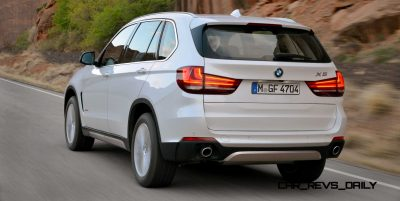 2014 BMW X5 - Before and After M Performance Upgrades 8