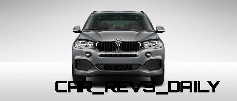 2014 BMW X5 sDrive35i M Sport