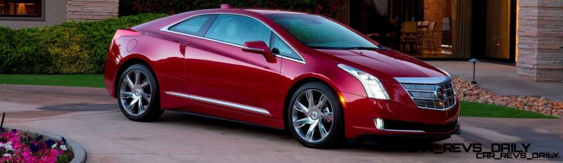 2014 Cadillac ELR