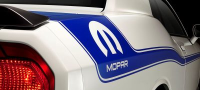 New Mopar ?14 Challenger model revealed: only 100 serialized coupes will be built, offering ?Mopar-or-no-car? fans the rarest factory-produced Dodge Challenger model to date with unique ?Moparized? equipment