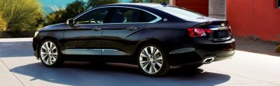 The all new 2014 Chevrolet Impala set to make a statement at New York Auto Show when it is unveiled on April 4th