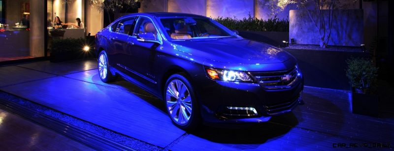 2014 Chevrolet Impala Launch