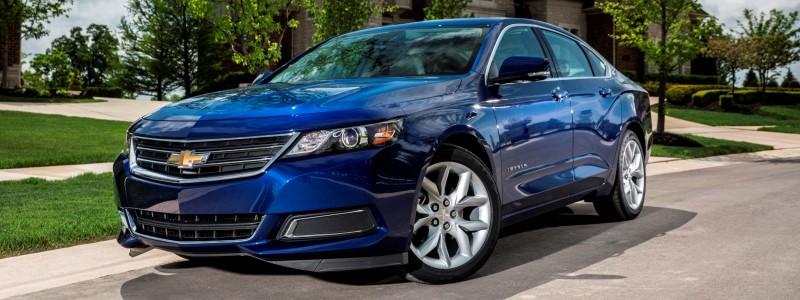 2014 Chevrolet Impala 2.5L iVLC