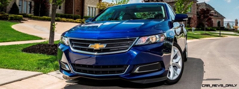 2014 Chevrolet Impala 2