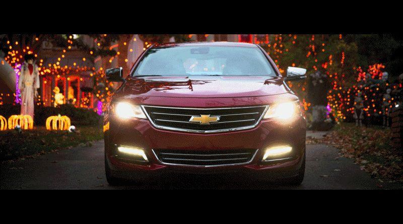 2014 Chevrolet Impala GIF