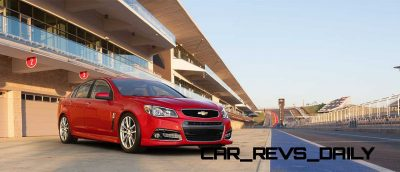 2014 Chevy SS Looking, Sounding Terrific14