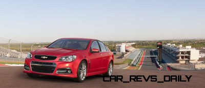 2014 Chevy SS Looking, Sounding Terrific2