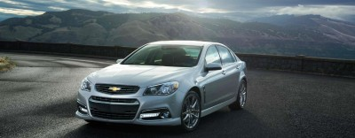 2014 Chevy SS Looking, Sounding Terrific21