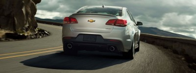 2014 Chevy SS Looking, Sounding Terrific22