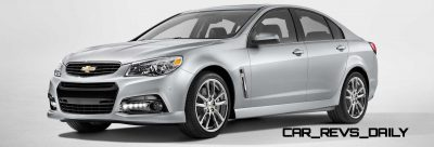 2014 Chevy SS Looking, Sounding Terrific28