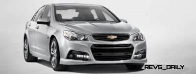 2014 Chevy SS Looking, Sounding Terrific30