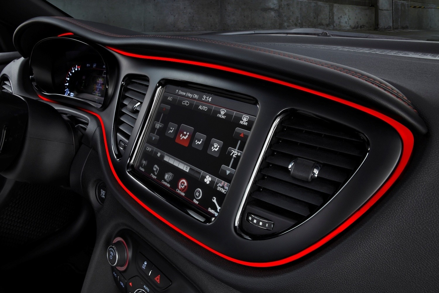 Update1 2014 Dodge Dart Is Low And Wide Engines Eager For Better Hp Via Tuning Scat Pack