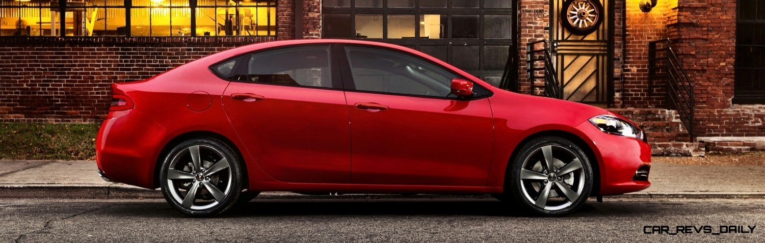2014 Dodge Dart – Interiors